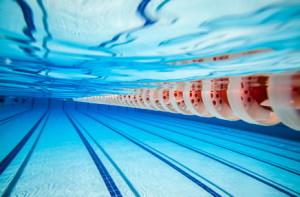 Competition swimming Ibiza