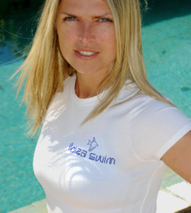 Ruth Osborn founder of Ibiza Swim
